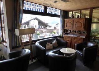 ユングフラウ ロッジ スイス マウンテン ホテル 写真