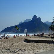 リオデジャネイロの代名詞的存在