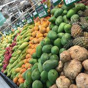 大型スーパーでまとめ買い