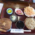 写真:桜えび茶屋
