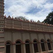 インド人イスラム教徒の寺院