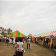 9月に花火大会やお祭りがありました