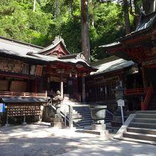 榛名神社(群馬県高崎市)
