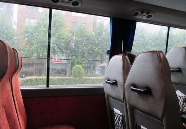 新世界免税店 釜山市ホテル 無料シャトルバス