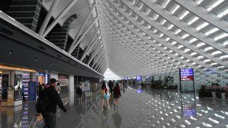 台湾の国際空港