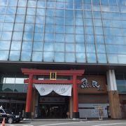 富士山駅の駅ビルです。