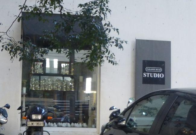 パラダイス ロード スタジオ