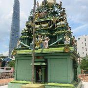 建立100年以上のヒンドゥー寺院
