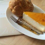 友人にも薦められるチーズケーキ