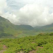 観光客や初級登山者も楽しめる山