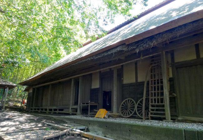 旧三橋家住宅(民俗資料館)
