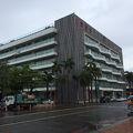 駁二芸術特区に隣接する、新しいホテルです