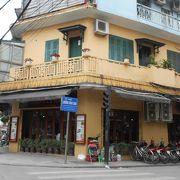 旧市街の有名店
