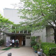 飛鳥山3つの博物館の一つ
