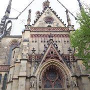 バッハが眠る教会