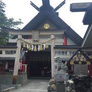 富士山にある神社