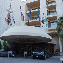 チャタウラ パーク ホテル