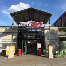 ツェントロ ショッピングセンター内にあるスーパーです。