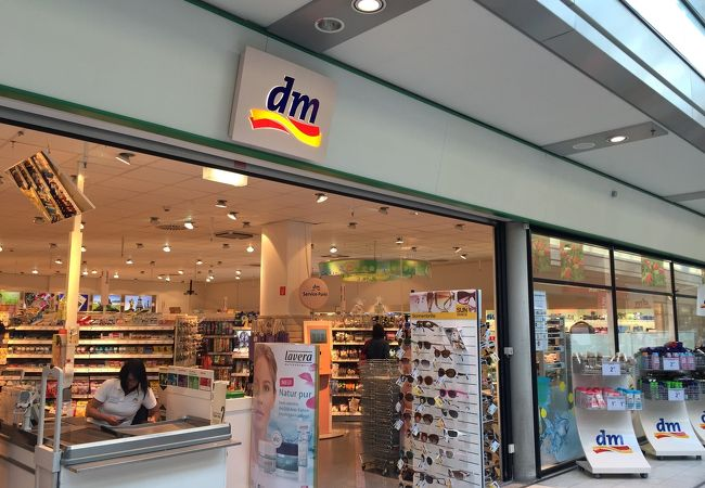ドラッグストアの dm・デーエム(ローテンブルク)