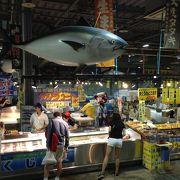 クジラの刺身が売ってました!!