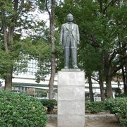 近代都市大阪の基礎をつくった第7代大阪市長