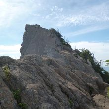 石鎚山(愛媛県西条市)