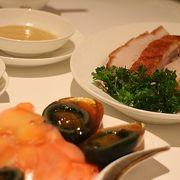 3年連続ミシュラン二つ星の高級広東料理