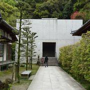 四国霊場68番札所で、境内は69番の観音寺と共用していました。