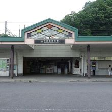 榊原温泉口駅