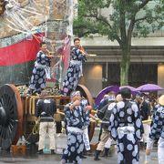 大雨の中、京都人の気質はすごい!!