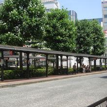 京急バス乗り場