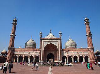 魅惑のモスク