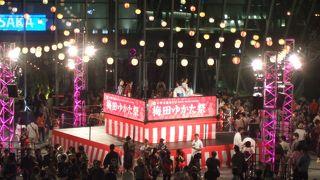 梅田ゆかた祭