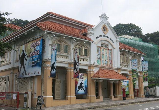 郵便に関する博物館