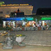 観光名所の宝庫にある博物館