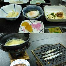 朝食・和定食