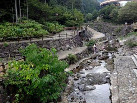牛滝温泉 いよやかの郷 写真