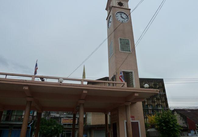 ベトナム移民の時計塔