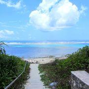 言わずと知れた黒島最強のビーチ