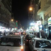 カイロの街歩き