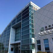 新幹線専用の小さな駅