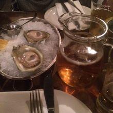 ブラフ産牡蠣