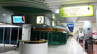 何もない地方の小さな一空港
