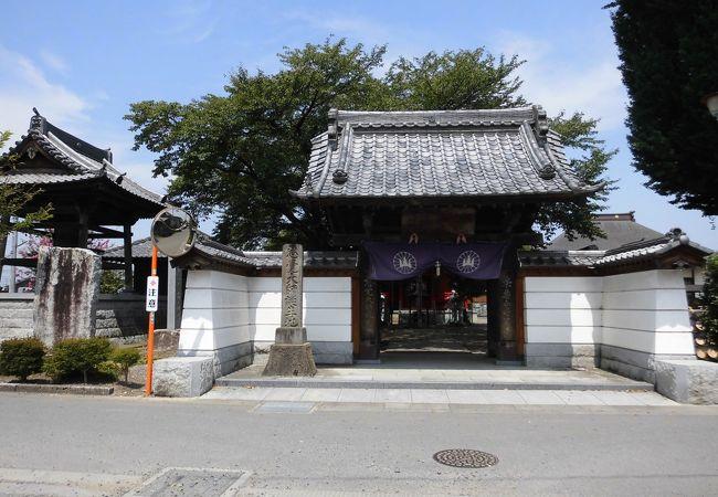 壬生寺(栃木県壬生町)