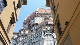 ココは絶対はずせない!フィレンツェ観光最大の目玉。