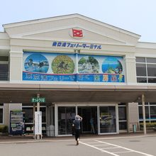 東京湾フェリー (金谷港発)