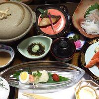 三朝温泉 旅館 三楽荘 写真