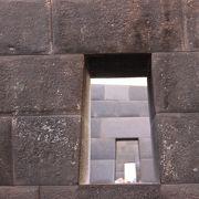 元はインカの神殿