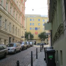 イビス プラハ ヴェンチェスラス ホテル