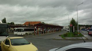 レヴォチャの交通の中心